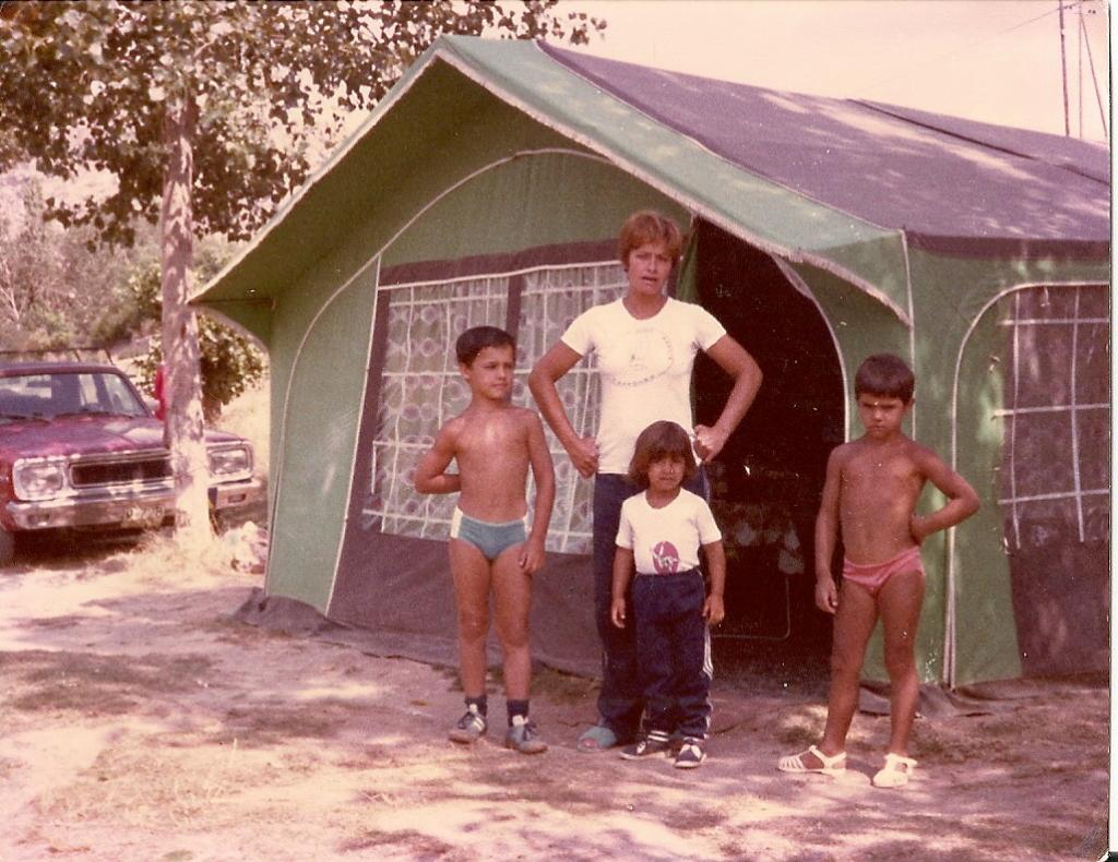 14 La pedriza 1981