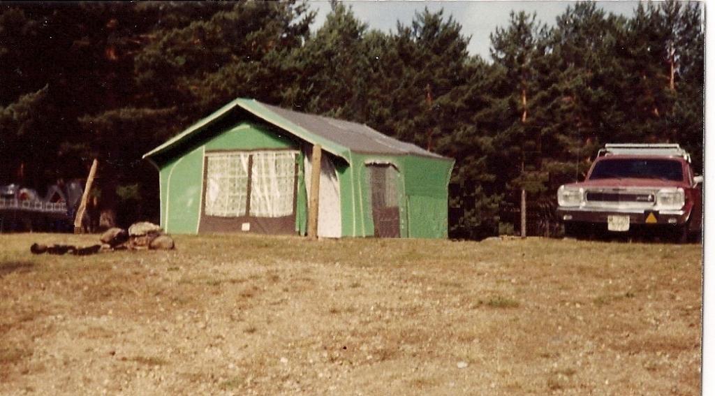 14A acampados en la sierra de madrid rasca fria julio 82 - copia