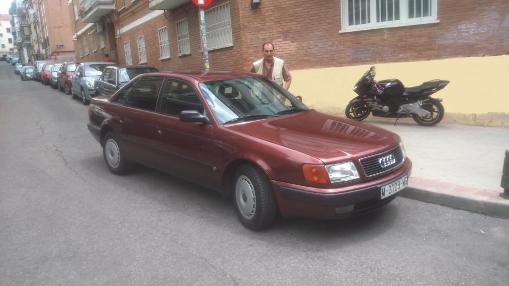 16 Audi 100_Retocada