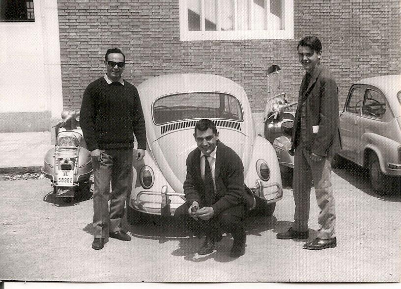 4 1967 T.Sanchez con Wily en los exámenes de Murcia de Dan (5)