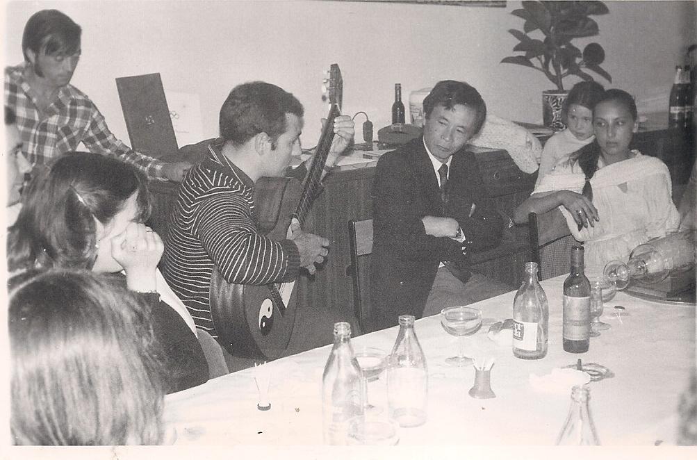 Curso S,Santa Santander N.Tamura Sensei 1981