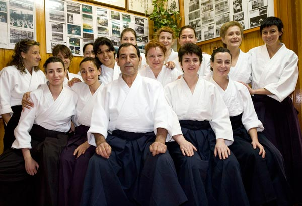 aikido para mujeres