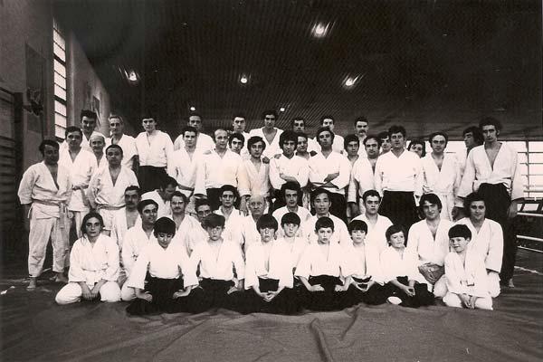curso de aikido en la latina