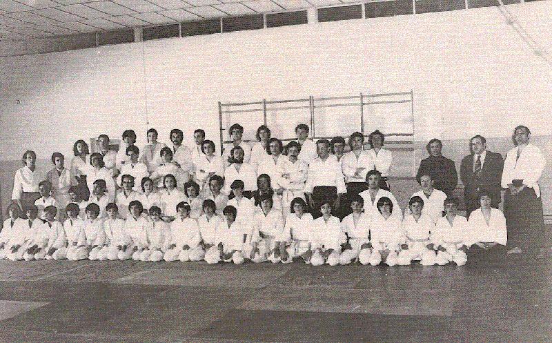 aikido colegio arias navarro