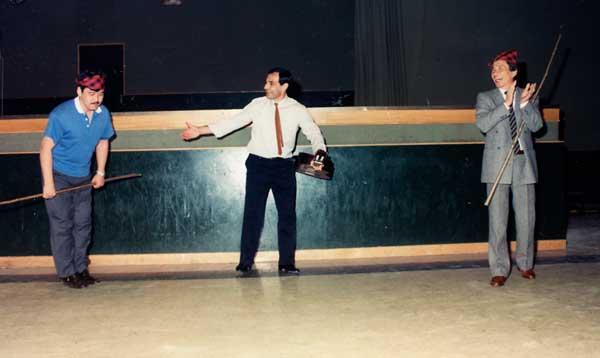 Abril Zaragoza 1991