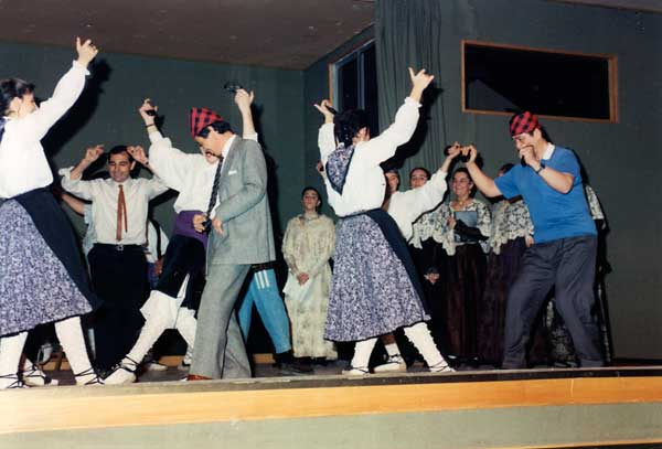 Aikido Zaragoza 1991