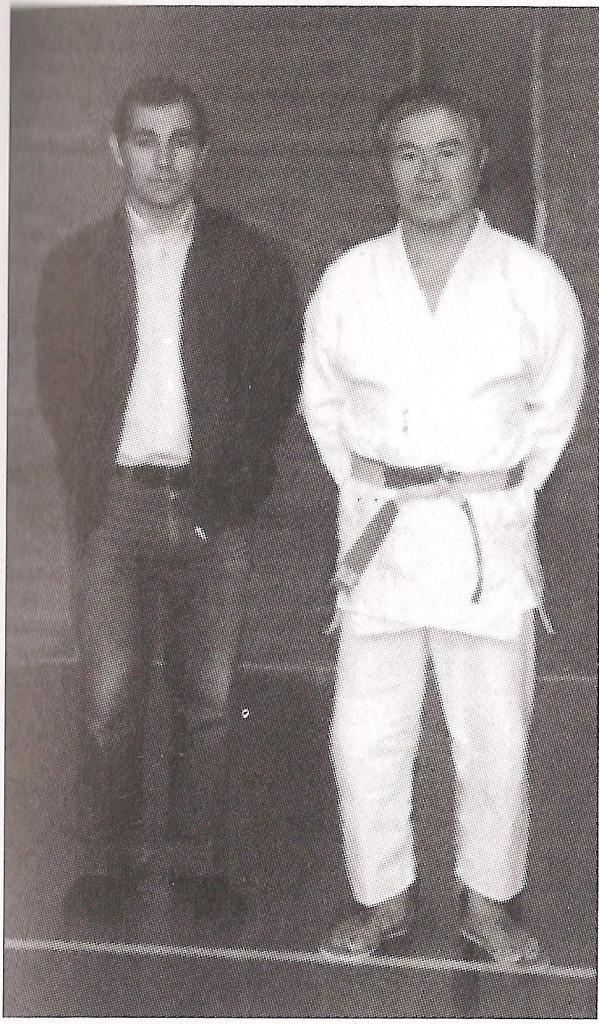 6 T Sanchez y Kobayasi 9 Dan en Portugal 1985