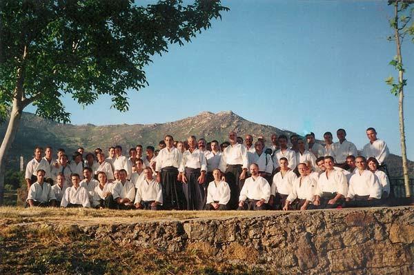 Primer-curso-de-Aikido-celebrado-en-Pedro-Bernardo-20-junio-2001