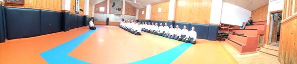 dojo aikido madrid