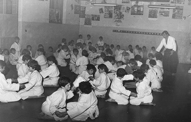 aikido infantil