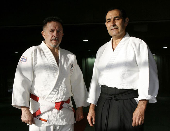 Rafael Ortega y Tomas Sanchez Shihan