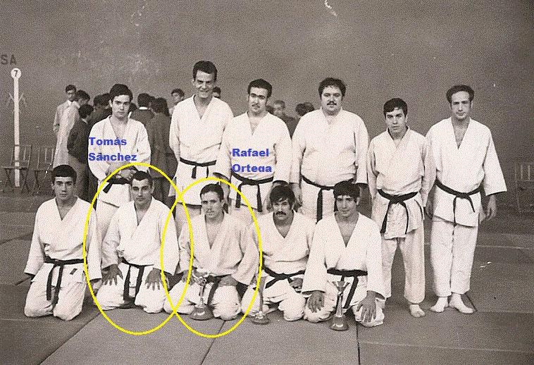 competicion judo segovia