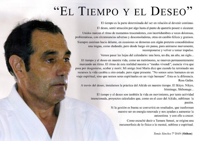 Articulo de Tomás Sánchez